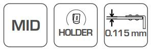 Rolmaat, meetband Hogert Technik HT4M430 waardering