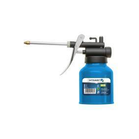 Fettpistole Hogert Technik HT8G930 für Auto (manuell, 200ml)