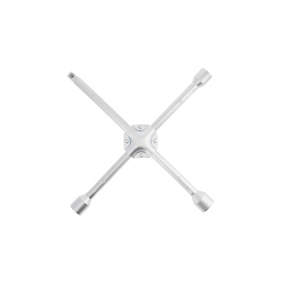 Four-way lug wrench Length: 350mm HT8G310