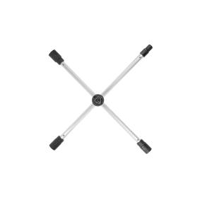 Llave de cruz para rueda de cuatro vías Long.: 450mm HT8G311