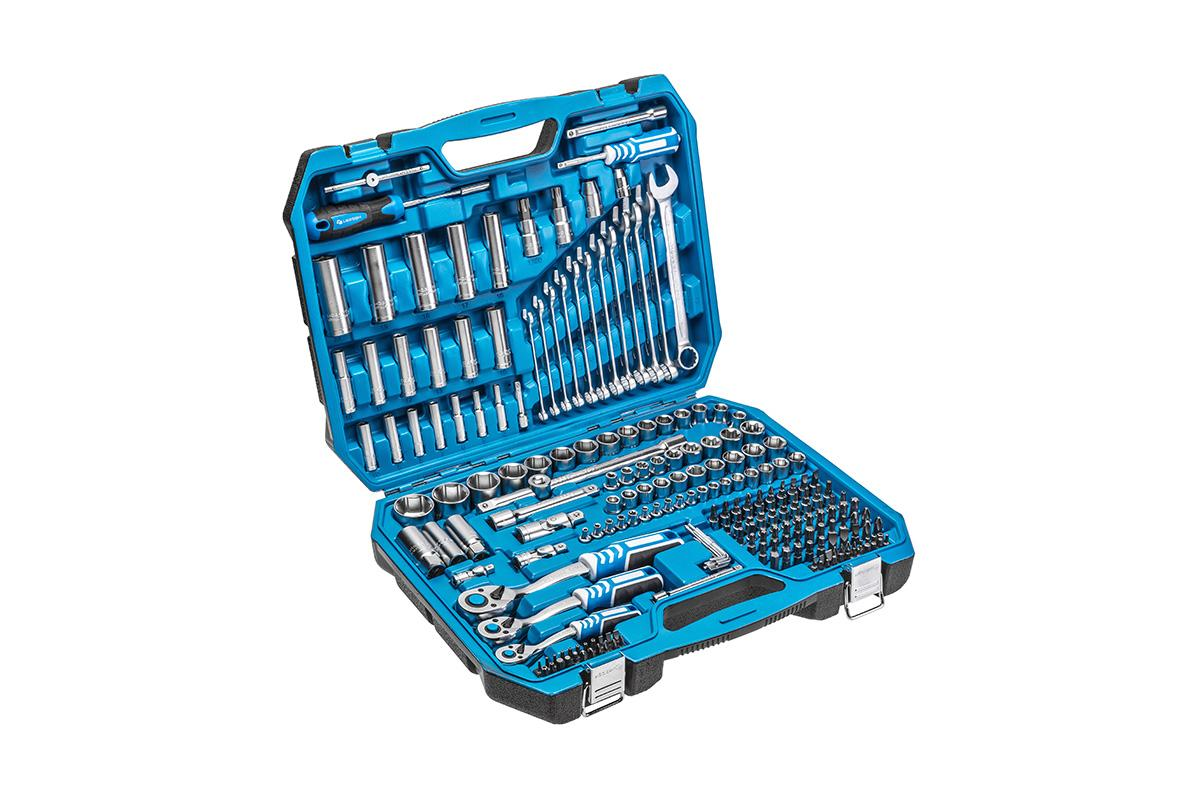 Hogert Technik  HT1R444 Werkzeugsatz
