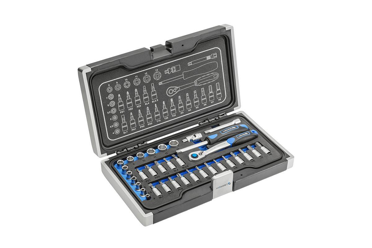 Hogert Technik  HT1R464 Werkzeugsatz