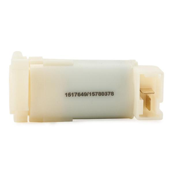 Spritzwasserpumpe RIDEX 794W0031 4064138236980