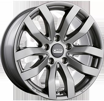 CMS C22 Titanium alloy wheel 6,5xR16 PCD 5x108 ET50 d63,4