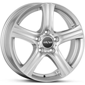 алуминиеви джант OXXO брилянтно сребърно боядисани 14 инча 5x100 PCD ET35 RG14-501435-V6-07