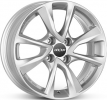 OXXO OBERON 4, 15Inch, brilliant silver painted, 4-Hole, 108mm, alloy wheel OX07-601547,5-X3-07