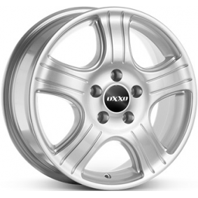 alloy wheel OXXO ULLAX brilliant silver painted 15 inches 5x130 PCD ET60 RG01-601560-D5-07