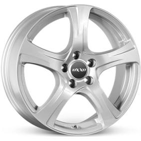 алуминиеви джант OXXO NARVI брилянтно сребърно боядисани 16 инча 5x120 PCD ET40 OX03-651640-W5-07