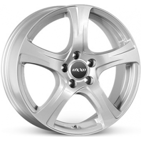 alloy wheel OXXO NARVI brilliant silver painted 16 inches 5x120 PCD ET40 OX03-651640-W5-07