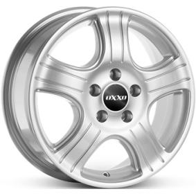 алуминиеви джант OXXO брилянтно сребърно боядисани 16 инча 5x127 PCD ET40 RG01-651640-C4-07