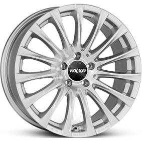алуминиеви джант OXXO брилянтно сребърно боядисани 17 инча 5x112 PCD ET38 OX14-651738-DB-07
