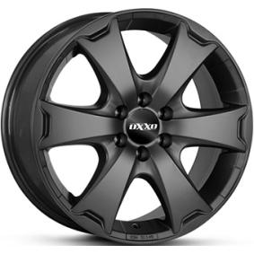 alloy wheel OXXO AVENTURA MattSchwarz / Poliert 17 inches 6x114 PCD ET30 OX13-751730-N2-53