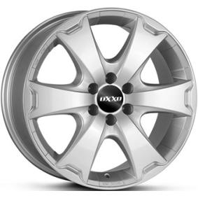 алуминиеви джант OXXO брилянтно сребърно боядисани 17 инча 6x139 PCD ET38 OX13-751738-M7-07