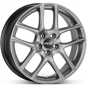 alloy wheel OXXO VAPOR brilliant silver painted 19 inches 5x112 PCD ET35 RG12-801935-W3-02