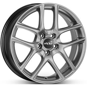 алуминиеви джант OXXO VAPOR брилянтно сребърно боядисани 19 инча 5x114 PCD ET42 RG12-801942-W4-02