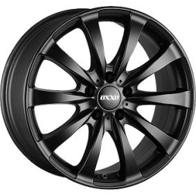 alloy wheel OXXO RACY schwarz glanz 19 inches 5x120 PCD ET18 RG11-901918-B1-53
