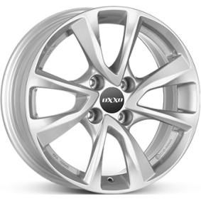 алуминиеви джант OXXO брилянтно сребърно боядисани 14 инча 4x100 PCD ET35 OX07-451435-T5-07