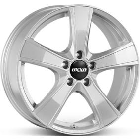 алуминиеви джант OXXO PROTEUS брилянтно сребърно боядисани 19 инча 5x112 PCD ET44 OX06-851944-DB-07