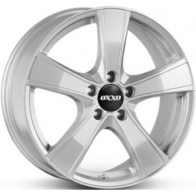 alloy wheel OXXO PROTEUS brilliant silver painted 19 inches 5x112 PCD ET44 OX06-851944-DB-07