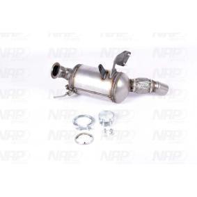 Ruß- / Partikelfilter, Abgasanlage CAD10029 3 Limousine (E90) 320d 2.0 Bj 2007