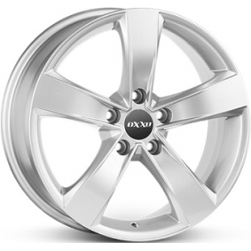 alloy wheel OXXO PICTUS brilliant silver painted 17 inches 5x114 PCD ET48 RG16-751748-H3-07