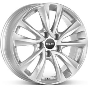алуминиеви джант OXXO OBERON 5 брилянтно сребърно боядисани 17 инча 5x114 PCD ET52 OX08-751752,5-M4-07