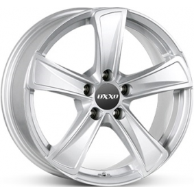 alloy wheel OXXO KALLISTO brilliant silver painted 18 inches 5x112 PCD ET41 OX05-801841-D4-07
