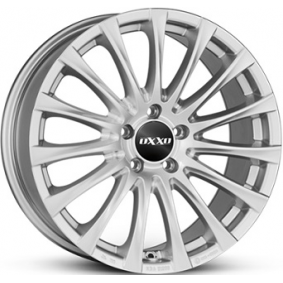 alloy wheel OXXO ELAN brilliant silver painted 16 inches 5x112 PCD ET38 OX14-701638-DB-07