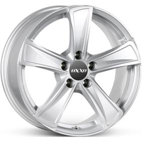 алуминиеви джант OXXO KALLISTO брилянтно сребърно боядисани 17 инча 5x112 PCD ET33 OX05-651733-V8-07