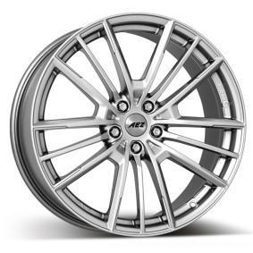 alloy wheel AEZ KAIMAN high gloss 17 inches 5x112 PCD ET38 AKA78HA38E