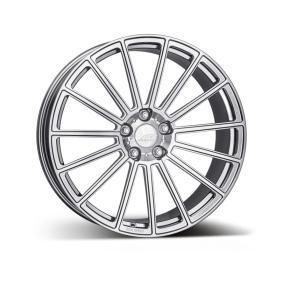 alloy wheel AEZ STEAM Alu poliert 22 inches 5x120 PCD ET35 ASF2P9PA35E
