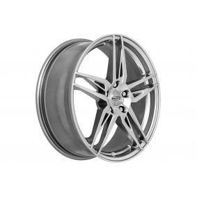 lichtmetalen velg DOTZ Interlagos shine high gloss 17 inches 5x105 PCD ET44 OIN7AHA44E