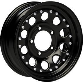 alloy wheel DOTZ LIMEROCK HYPER BLACK 15 inches 5x139.7 PCD ET45 OMOJNB