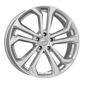 alloy wheel DEZENT TA brilliant silver painted 18 inches 5x114 PCD ET45 TTAF0SA45KE