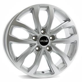 алуминиеви джант OXXO брилянтно сребърно боядисани 16 инча 5x108 PCD ET46 OX11-701646-PC-07