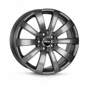 alloy wheel OXXO SENTINEL Antraciet Dunkel 17 inches 5x114 PCD ET50 OX15-701750-M4-04