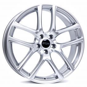 alloy wheel OXXO VAPOR brilliant silver painted 20 inches 5x120 PCD ET35 RG12-852035-W5-02