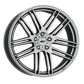 alloy wheel AEZ Cliff high gloss 17 inches 5x120 PCD ET45 ACLS9HA45