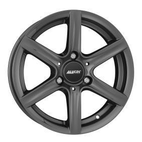 алуминиеви джант ALUTEC Grip графит 15 инча 5x112 PCD ET45 GR60545W62-7