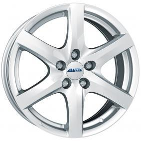 alloy wheel ALUTEC Blizzard polar silver 15 inches 4x108 PCD ET45 BZ60545A31-0