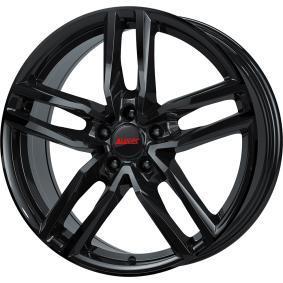 alloy wheel ALUTEC Ikenu hyper silber schwarz Horn poliert 16 inches 4x98 PCD ET37 IKE65637F42-6