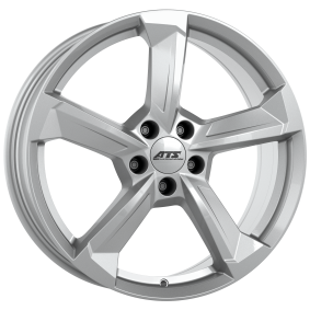 alloy wheel ATS Auvora polar silver 16 inches 5x100 PCD ET47 AUV65647V71-0