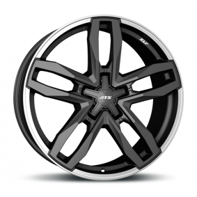 alloy wheel ATS Temperament titan Horn poliert 19 inches 5x150 PCD ET58 TE90958X14-6