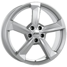 alloy wheel ATS Auvora polar silver 16 inches 5x112 PCD ET42 AUV65642V21-0