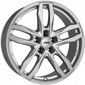 ATS Temperament polar silver alloy wheel 9xR19 PCD 5x150 ET58 d110.10