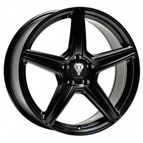alloy wheel AXXION AX7 Matte black/polished 19 inches 5x120 PCD ET25 12108