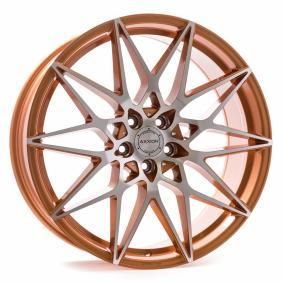 alloy wheel AXXION AX9 copper polished 19 inches 5x114 PCD ET45 17035
