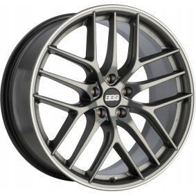 alloy wheel BBS CC-R titan matt 19 inches 5x112 PCD ET44 10020757