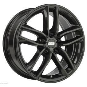 alloy wheel BBS SX kristall schwarz 18 inches 5x108 PCD ET45 10013342