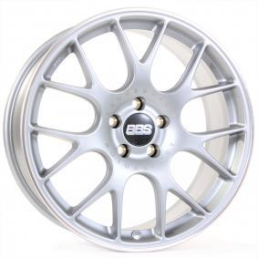 alloy wheel BBS CH-R brilliant silver painted 18 inches 5x120 PCD ET44 0360413#